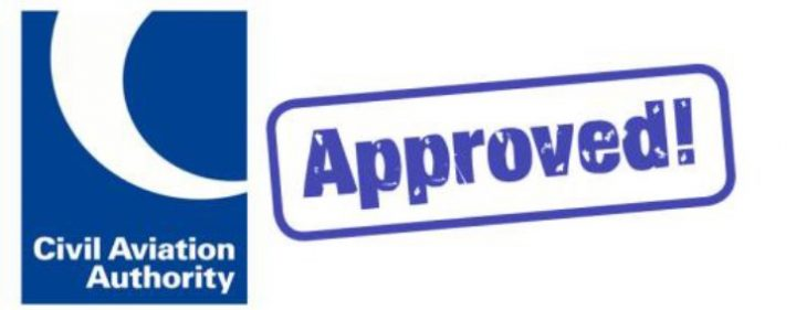 Civil Aviation Authority - Approved